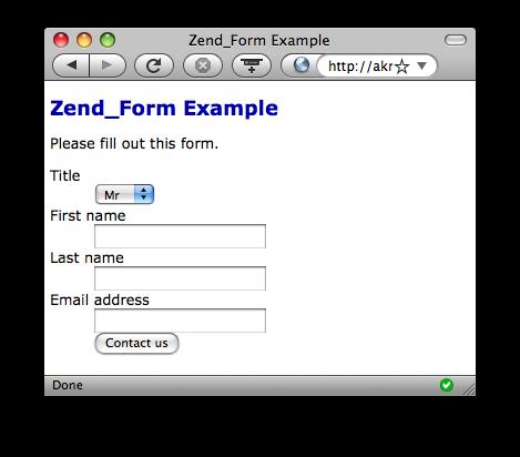 Zend_Form screenshot1.png