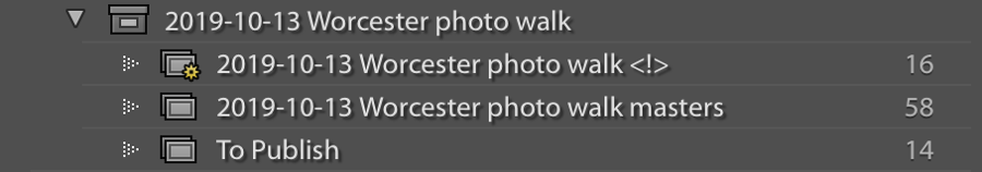Creating collections with the Lightroom Classic SDK