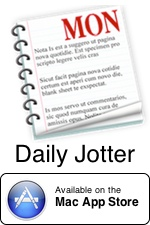 Daily Jotter on iTunes
